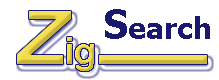 Zig search logo